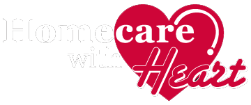 Homecare with Heart Logo